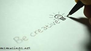 Munculkan Ide Kreativitas
